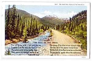 COLORADO:  Call of the Trail, 1930s Rockies (Image1)