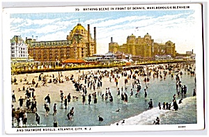 New Jersey: Beach & Hotels, 1920s Atlantic City