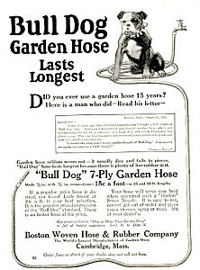 Wonderful! Bull Dog Garden Hose (Image1)