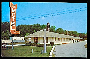 Indiana: Three-point Motel, Elkhart