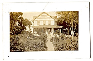 Home with GREAT Garden - Real Photo (Image1)