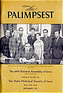 Iowa's 64th General Assembly - Review (Image1)