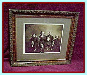 1910 Iowa Family Portrait (Image1)