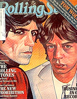 Wolfe Interview, Rolling Stones, Dope (Image1)
