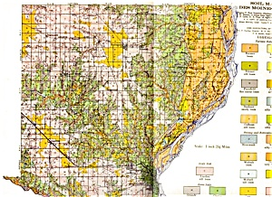 Soil Survey:  Des Moines County Iowa (Image1)