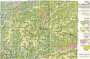 Soil Survey - Clarke County Iowa