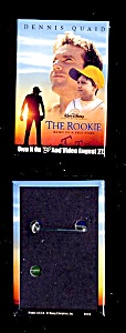 Movie Pin, The Rookie