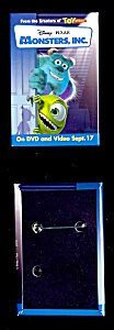 Movie Pin, Monsters, Inc.