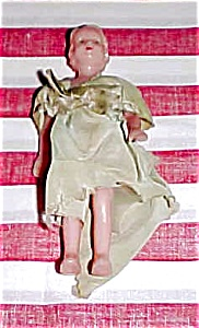 Hard Plastic Doll, Moving Arms (Image1)