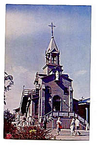 Saint Joseph's Oratory Exhibition, Postcard