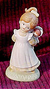 Enesco 'peek A Boo' Figurine