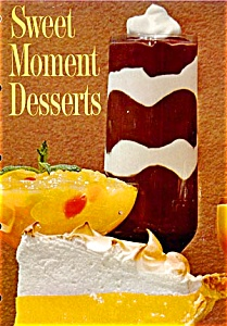 Jell-o Sweet Moment Desserts