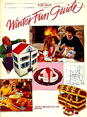 Avon Winter Fun Guide