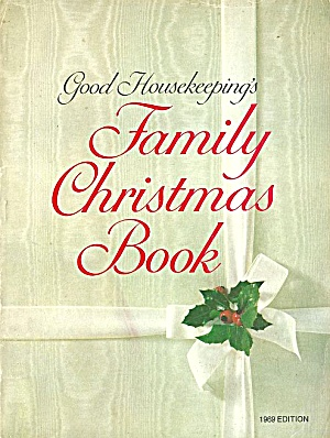 1969 FAMILY CHRISTMAS BOOK (Image1)