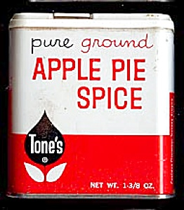 Tone�s Apple Pie Spice Tin (Image1)