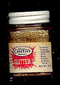 CRAFTINT Shake-On Glitter Bottle (Image1)