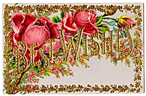 Gorgeous Best Wishes Roses! (Image1)