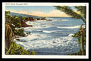TRINIDAD B.W.I. North Coast (Image1)