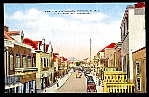 CURACAO N.W.I. Main St. Otrabanda (Image1)