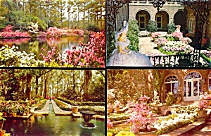 ALABAMA: Four Views, Bellingrath Gardens (Image1)