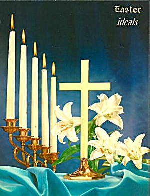 1961 Easter From Ideals