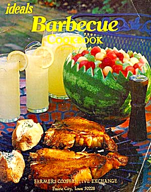 1979 IDEALS BARBECUE Cookbook (Image1)