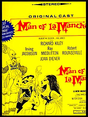 MAN OF LA MANCHA: Original Cast (Image1)