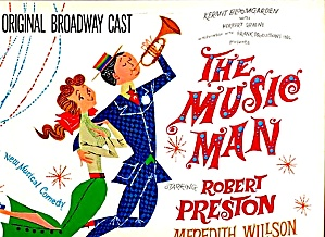 THE MUSIC MAN: Original Broadway Cast (Image1)