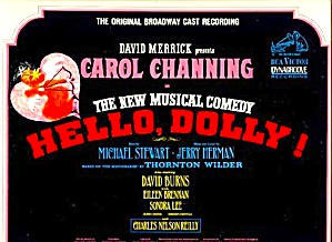 HELLO, DOLLY!  Original Broadway Cast (Image1)