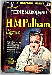 H.m.pulham Esquire By Marquand