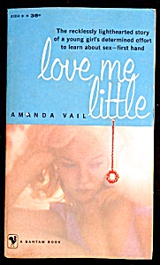 LOVE ME LITTLE by Amanda Vail (Image1)