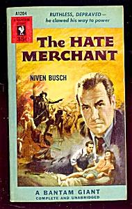 Niven Busch: Hate Merchant (Image1)