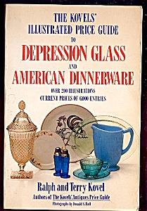 Kovel's Depression Glass, Dinnerware Guide (Image1)