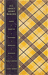 1935 Home Baking Cookbook, General Foods (Image1)