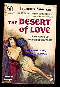The Desert Of Love: Man & Son Vie For Woman