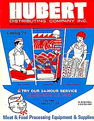1979 Meat/food Processing Equipment Catalog