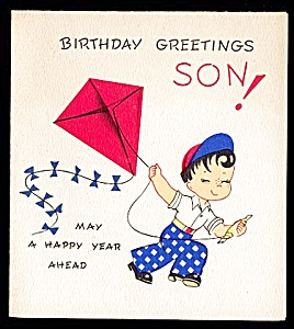 Birthday greetings for son birthday relative at mayers market birthday greetings for son image1 m4hsunfo