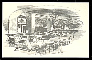 Missouri Hotel/restaurant: The Rathskeller, Hotel Lennox, St. Louis