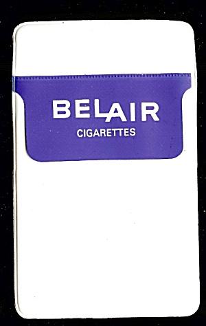 1960s BELAIR Cigarettes Pocket Protector (Image1)