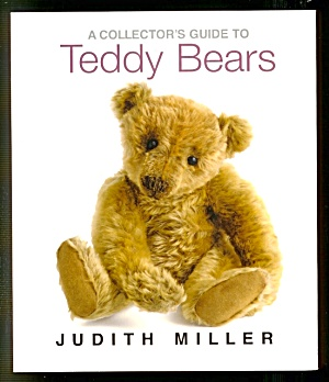 Collector's Guide To Teddy Bears - Great Photos