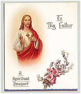 Catholic - Spiritual Bouquet for Father (Image1)
