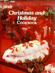 Click here to enlarge image and see more about item 10008: Ideals Christmas and Holiday Cookbook