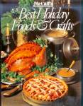Click here to enlarge image and see more about item 10096: McCall's Best Holiday Foods & Crafts: Christmas, Hanukkah, MORE!  500 Recipes