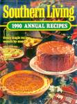 Click here to enlarge image and see more about item 10221: Southern Living: 1990 Annual Recipes