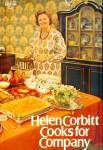 Helen Corbitt Cooks for Company: Receptions, Formal Dinners, Holidays
