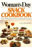 Click here to enlarge image and see more about item 10405: Woman's Day Snack Cookbook