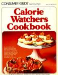 Consumer Guide Calorie Watchers Cookbook