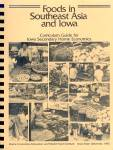 Click here to enlarge image and see more about item 10479: Foods in Southeast Asia and Iowa: Thai Foods;  Unusual Recipe Collection!