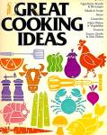 Click here to enlarge image and see more about item 10552: Hattie Carter's Great Cooking Ideas, 1978