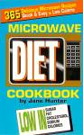 Click here to enlarge image and see more about item 10577: Microwave Diet Cookbook